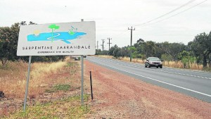 Serpentine Jarrahdale comes on board with QTM