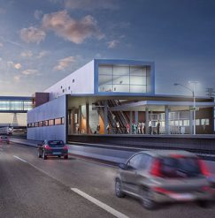 Aubin Grove Station and Russell Road Upgrade