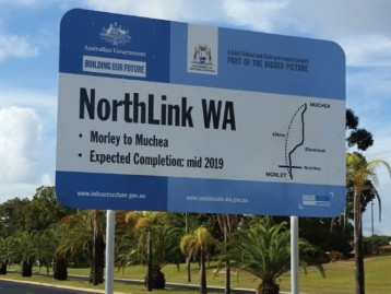 Northlink WA - Stage 1 (Southern Section)